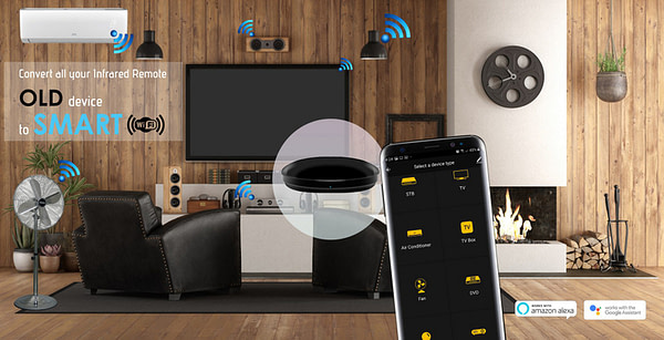 Smart Mobile Remote IR